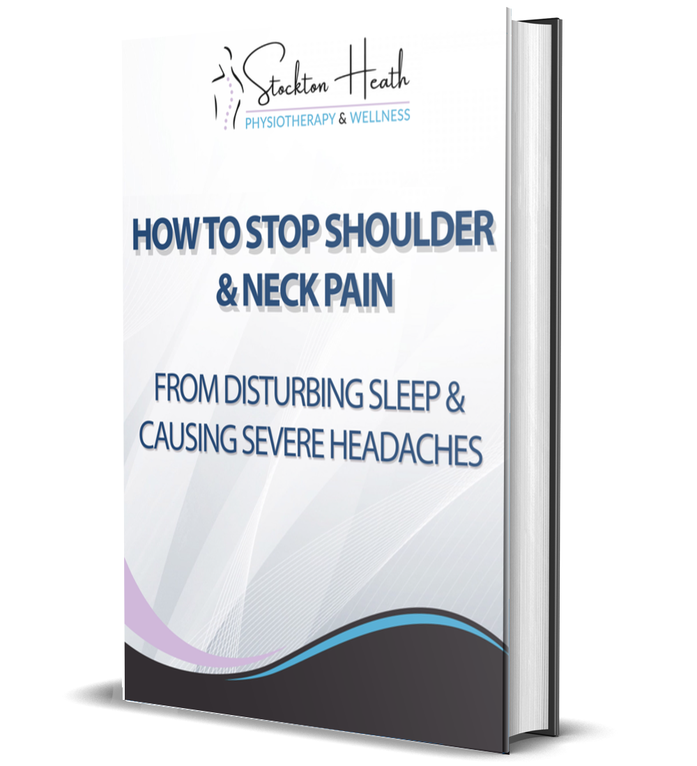 Neck & Shoulder Pain Warrington